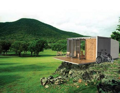 All around blog - Wel designed shipping container homes for life inside the box ...