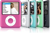 Apple iPod nano 8GB シルバー MA980J/A5枚目[All around]