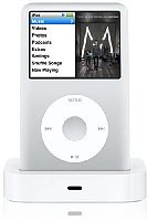 Apple iPod classic 80GB シルバー MB029J/A4枚目[All around]