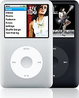 Apple iPod classic 80GB シルバー MB029J/A6枚目[All around]