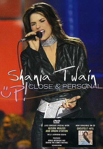 Up Close & Personal [DVD] [Import][All around]