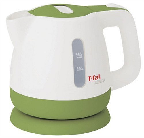 T-fal 電気ケトル アプレシア リーフグリーン 0.8L BF802222A[All around]