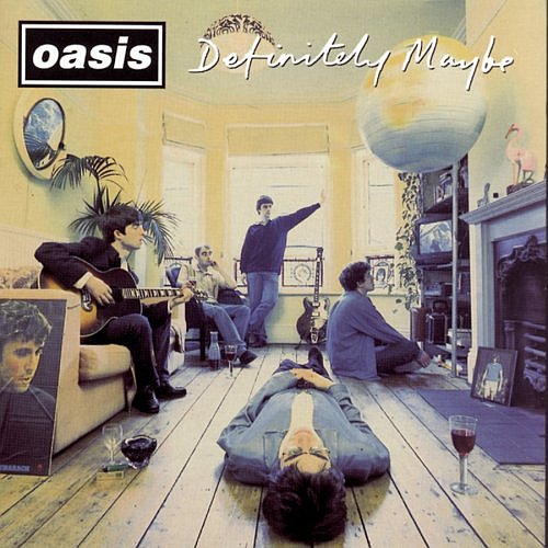 Definitely Maybe[All around]
