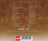 Eternal: The Best of Libera1枚目[All around]