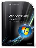 Microsoft Windows Vista Ultimate 通常版[All around]