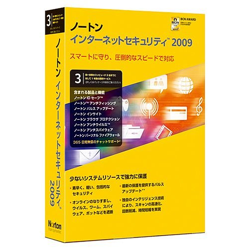 Norton Internet Security 2009[All around]